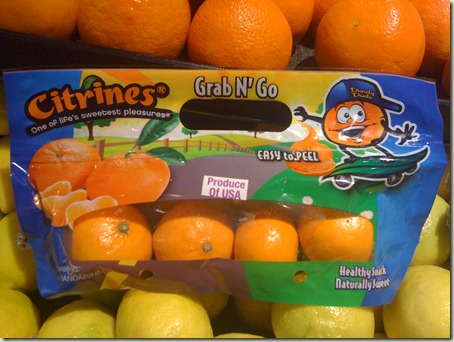 Junk Food Oranges